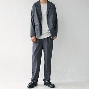 タックパンツ パンツ メンズ スーツ ボトムス 送料無料・1月20日0時〜発売。メール便不可【MENS】