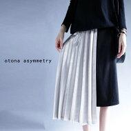 話題をさらう、シルバーアシンメトリー。『一瞬にして空気が変わるスカート。』3月29日20時〜発売!親子コーデ出来るッ、キッズサイズあり。シルバーアシメプリーツスカート##h3