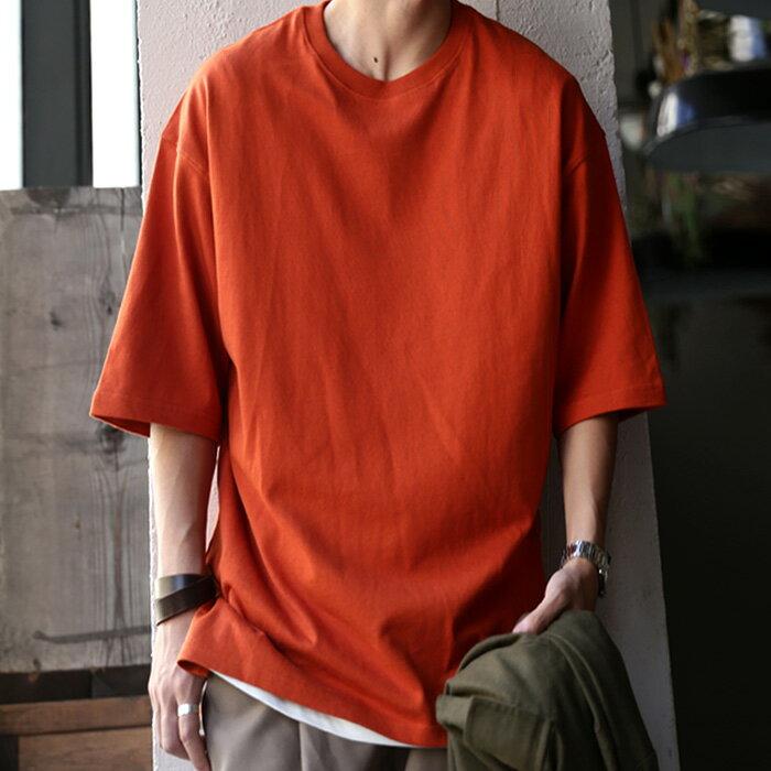 新色追加!色んなサイズ感を楽しみたい。リブTシャツ・8月4日0時~再販。新色の発送は8/11~。(100)メール便可...