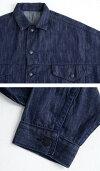 日常に着映え。ラフに着こなすニュースタンダードデニムジャケット・##×メール便不可!