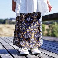 antiquatoy新作!『芸術的センス輝るレトロ柄の組み合わせ。』1月13日20時〜発売!2WAYで楽しく着こなせる。Aラインレトロロングスカート