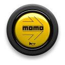 正規品!【MOMO/モモ】ホーンボタン MOMO YELLOW(モモ イエ...