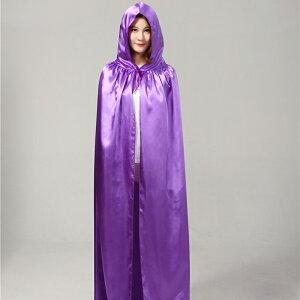 【Anytime】送料無料 ハロウィン衣装 大人用 子供用 悪魔マント ハロウィン衣装、コスチューム、仮装、女の子、魔女のマント、コスプレ、変装 ブラック、ホワイト、レッド パープル