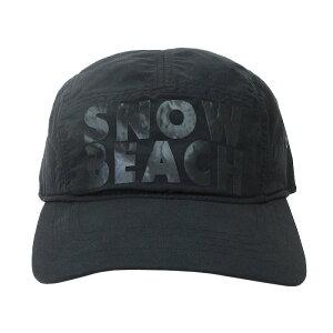POLORALPHLAUREN【ポロラルフローレン】SNOWBEACHCAMPCAP【スノービーチキャンプキャップ】【BLACK】ブラック黒あす楽対応