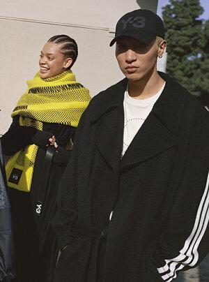 Y-3【ワイスリー】Y-3TRUCKERCAP【トラッカーキャップ】【BLACK】【DT0884】YohjiYamamotoadidasメンズレディース男女兼用ユニセックス帽子新品人気オススメギフトブラック黒あす楽対応