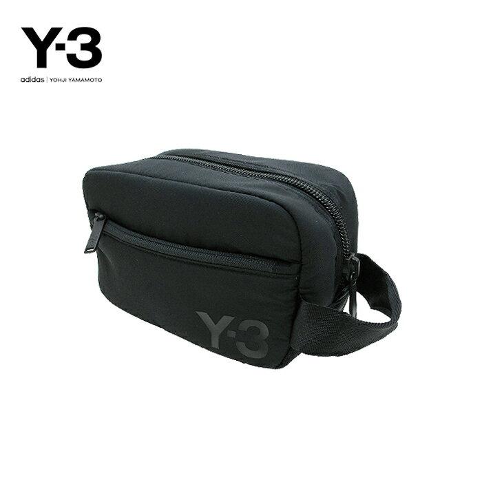 メンズバッグ, クラッチバッグ・セカンドバッグ Y-3()Y-3 NECESSAIRE()(BLACK)(FQ6971)Y ohji Yamamoto adidas