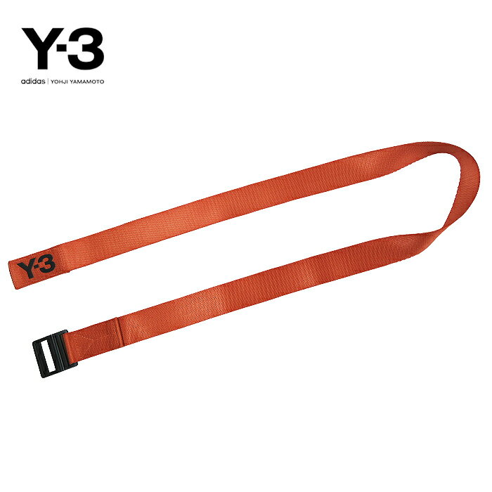 ベルト・サスペンダー, メンズベルト Y-3()Y-3 CLASSIC LOGO BELT( )(FOX ORANGE)(GK2076)Yohji Yamamoto adidas