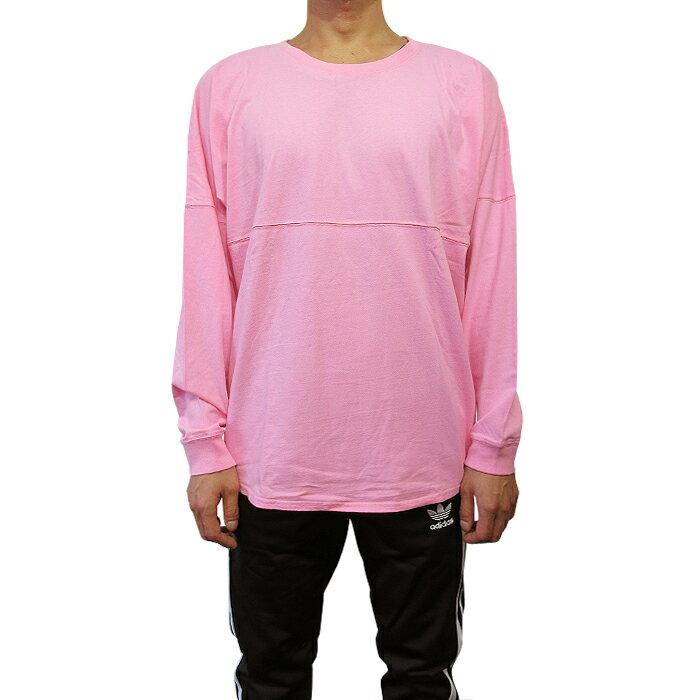 トップス, Tシャツ・カットソー J.AMERICA.TGame Day JerseyPINK LS T-SHIRT