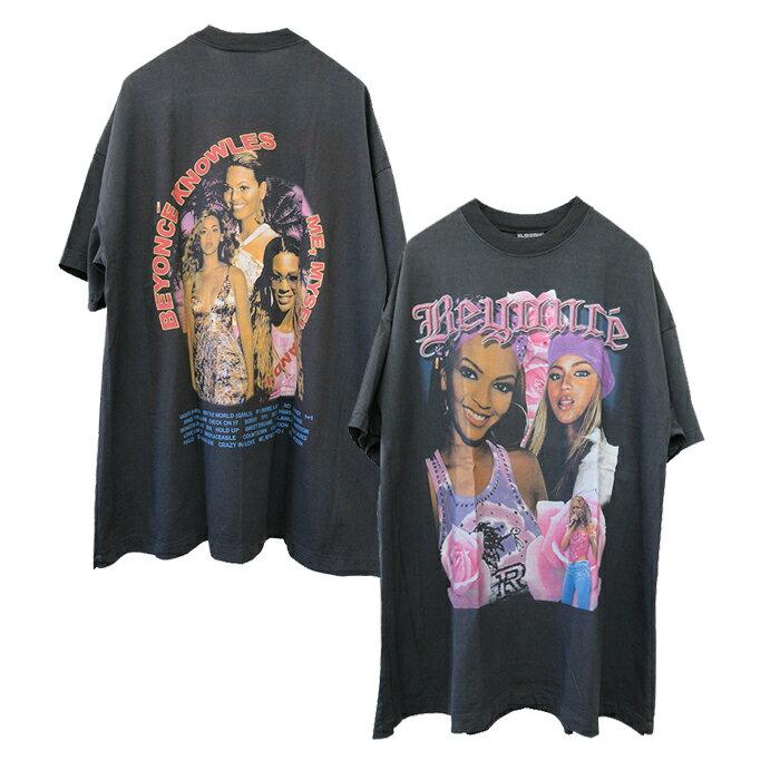 トップス, Tシャツ・カットソー effnclothing BEYONCE GRAPHIC T-SHIRT(CHARCOAL GRAY) T RAP TEE RAPTEES HIPHOP