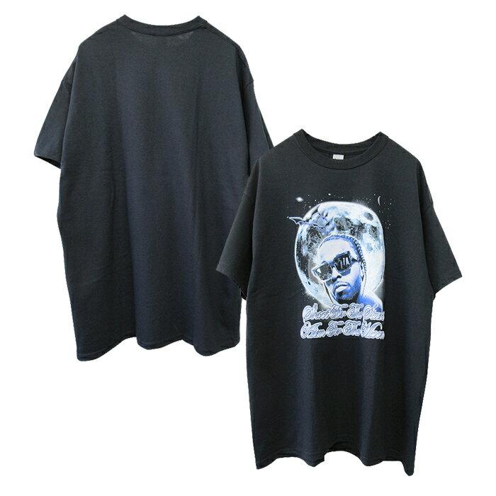 トップス, Tシャツ・カットソー Retro Finest Tees( )POP SMOKE T-SHIRT(BLACK) T RAP TEE RAPTEES HIPHOP