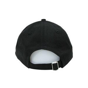 NEWERA【ニューエラ】9TWENTYキャップ【PLANE】【BLACK】NEWERACAPSTREETキャップコットンキャップ無地帽子ストリートベースボールダンスダンサー衣装男女兼用ブラック黒あす楽対応