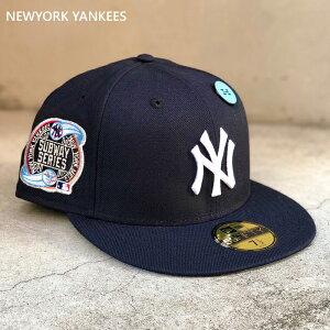 海外限定モデルNEWERA59FIFTYNEWYORKYANKEES/METS(2000SUBWAYSERIESSIDEPATCHHATCLUBexclusive/NAVY)別注限定別注帽子ニューエラキャップ野球メジャーリーグMLBニューヨークヤンキースメッツオーセンティックベースボールネイビーあす楽対応