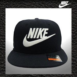 【海外買い付け商品】NIKE【ナイキ】スナップバックキャップ【BLACK】SNAPBACK CAP キャップ 帽...