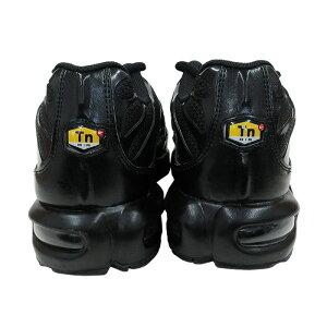 NIKE【ナイキ】NIKEAIRMAXPLUS【BLACK/BLACK/BLACK】604133050ナイキエアマックスプラススニーカーシューズブラック黒あす楽対応