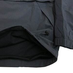 U.S.A.企画NIKE【ナイキ】ハーフジップジャケット【NIKEAIRHALFZIPHOODEDJACKET】【BLACK/GRAY】861634-010ブルゾンナイロンジャケットアノラックジャケットアウターメンズブラックグレー海外限定あす楽対応
