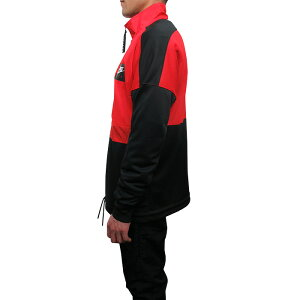 U.S.A.企画NIKE【ナイキ】ハーフジップジャケット【NIKEAIRHALFZIPJACKET】【RED/BLACK】918324-657ブルゾンナイロンジャケットアノラックジャケットアウターメンズブラックレッド海外限定あす楽対応