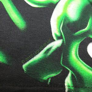 GLOWINTHEDARKLIQUIDBLUEスカルプリントTシャツ【SKULLPILEGREENBLACKT-SHIRT】【BLACK/GREEN】半袖プリントS/ST-SHIRTSHORTSLEEVEブラックグリーンTRAVISSCOTTトラビススコット海外限定あす楽対応
