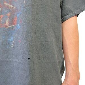 NIRVANA【ニルヴァーナ】オーバーサイズTシャツ【Unplugged】【VINTAGEGRAY】半袖プリントS/ST-SHIRTSHORTSLEEVEOfficiallicenseグレービンテージ加工ヴィンテージ加工新品あす楽対応