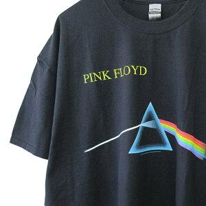 PINKFLOYD(ピンク・フロイド)オフィシャルライセンスTシャツ(THEDARKSIDEOFTHEMOONT-SHIRT)(BLACK)新品半袖TRAVISSCOTTトラビススコットブラックあす楽対応レターパック対応