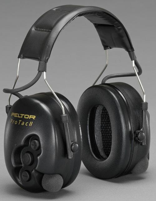 イヤーマフ(遮音値/NRR26dB)(3M/PELTOR)プロタック ぺルター製 防音 しゃ音 騒音対策【RCP】:安全モール