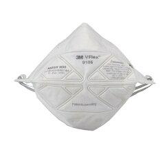 コンパクトに折りたためるので持ち運び楽!防塵マスク PM2.5対応 N95規格PM2.5対応 大気汚染 ...