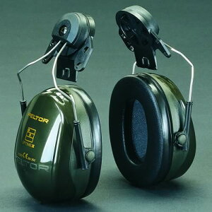 イヤーマフH520P3Eぺルター製(遮音値/NRR23dB)(3M/PELTOR)イヤーマフ防音しゃ音騒音対策イヤマフEarmuffs