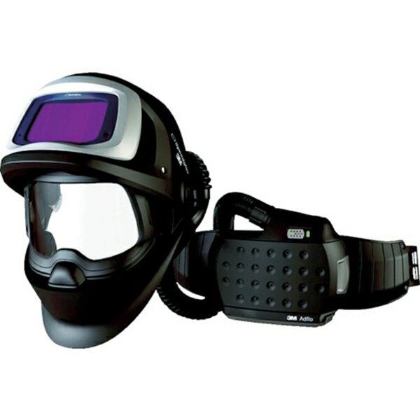 3M アドフロー 電動ファン付き呼吸用保護具(自動遮光溶接面付き) 547725J 1個