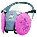 3M/スリーエム 取替え式 防塵マスク 6000DDSR/2091-RL3 防塵マスク 防じんマスク 粉塵 作業用 医療用 mask
