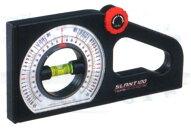 マグネット式ダイヤル式角度勾配測定器スラントAL200土木・建築