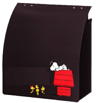 スヌーピーウイニングポスト【送料無料】【代引不可】 開閉しやすいアール扉