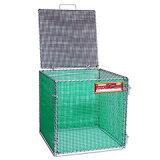 どこでもゴミBOX ミニミニサイズ 折りたたみ式 サイズ:500×500×高さ500mm