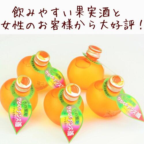 かわいい杏の実の入れ物ボトル、アンズ酒、人気、ギフト、プチ、リキュール、あんず