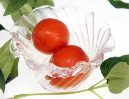 手づくり杏のシロップ漬け