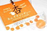 【のどにやさしい、杏キャンディー】自社農園の手作りあんずジャムを使ったあんずの酸味が楽しめる、おいしいキャンディーです。