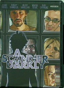 【中古】DVD海外版 スキャナー・ダークリー a scanner darkly keanu reeves