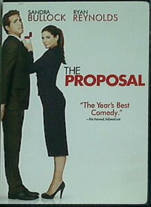 【中古】DVD海外版 あなたは私の婿になる The Proposal Single-Disc Edition Sandra Bullock