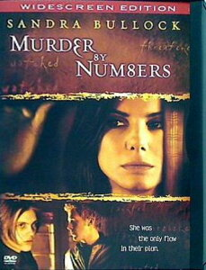 【中古】DVD海外版 完全犯罪クラブ Murder by Numbers Widescreen Edition Sandra Bullock