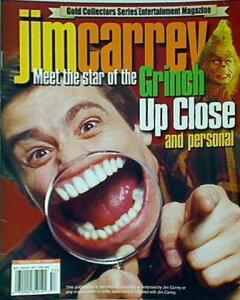 【中古】大型本 Jim Carrey Meet The Star Of The Grinch Up Close And Personal