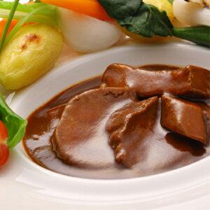 特製デミグラスソースでじっくり煮込んだシチュー。牛たんシチュー 【牛タンシチュー】【1万円...