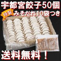 宇都宮餃子50個入り