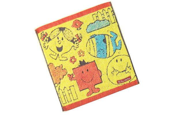 【MR MEN LITTLE MISS】【ミスターメン】ウォッシュタオル【ラフパーク】【絵本】【イギリス】【ミスターハッピー】【ミスターバンプ】【ミスタープリンセス】【ミスターストロング】【リトルミスサンシャイン】【キャラ】【タオル】【たおる】