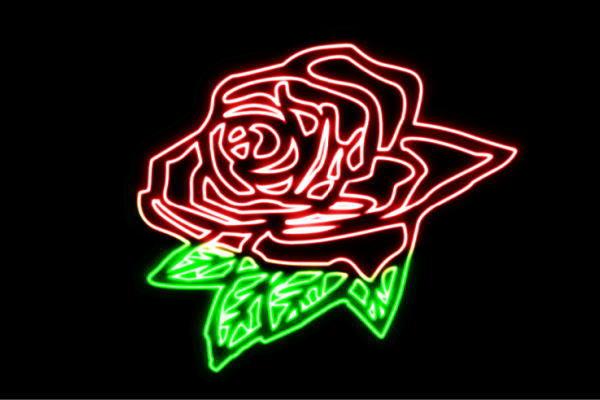 【ネオン】薔薇【2】【バラ】【ばら】【花】【はな】【お花】【イラスト】【ネオンライト】【電飾】【LED】【ライト】【サイン】【neon】【看板】【イルミネーション】【インテリア】【店舗】【ネオンサイン】【アメリカン雑貨】【かわいい】【おしゃれ】