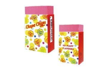 【チュッパチャプス】香り付き消しゴム【ドット】 【Chupa Chups】【あめ】【あめちゃん】【お菓子】大人気!