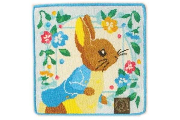 【送料無料】【ピーターラビット】【Peter Rabbit】ミニタオル【モダンガーデン】【キャロット】【絵本】【児童書】【うさぎ】【タオル】【たおる】【生活】【グッズ】【キャラ】【おしゃれ】【かわいい】