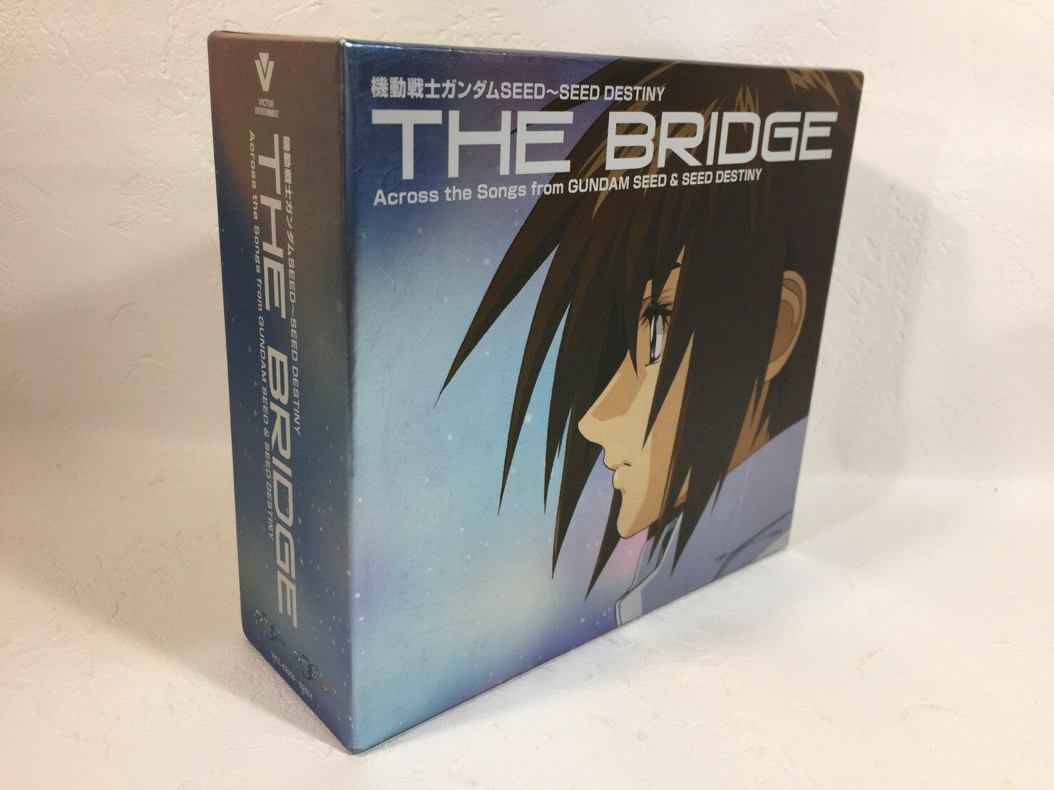 サウンドトラック, TVアニメ SEEDSEED DESTINY BESTTHE BRIDGEDISK21