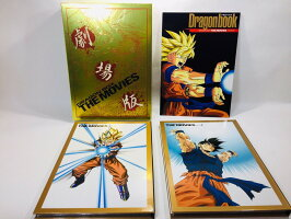 dragon ball 劇場 版 dvdbox dragon box the movies