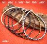 アンクレット足首フェイクレザー四つ編みユニセックスメンズレディースフリーサイズ人工皮革皮ひもメンズアアクセ編み込みレザーハンドメイド手作りオリジナルシンプルワンコインオススメ人気3-9069