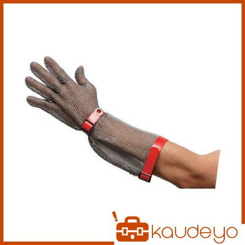 ミドリ安全 ステンレス製 耐切創手袋ロングタイプ MST−550 SS MST550SS 7186