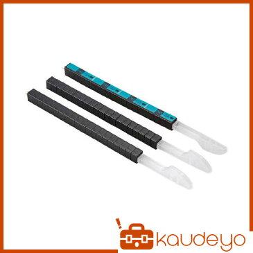 TRUSCO 小型携帯用結束バンドクリップ 黒 100個入り TRP45C100BK 3100