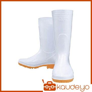 おたふく 耐油長靴 白 27.0 JW707WH270 1087